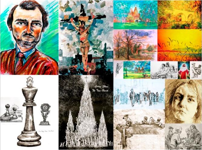 Evangelism using Art