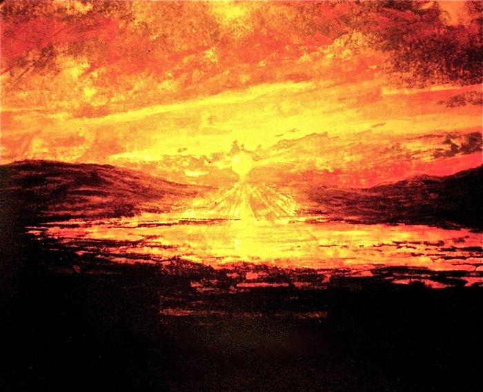 flaming-sunset